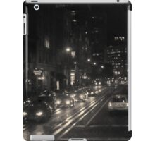 San Francisco Night I Toned iPad Case/Skin