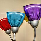 Rainbow Lamps by debidabble