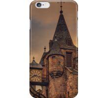 Canongate Tolbooth: The Royal Mile, Edinburgh iPhone Case/Skin