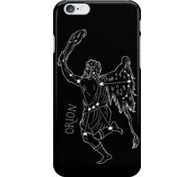 Orion Constellation Print iPhone Case/Skin