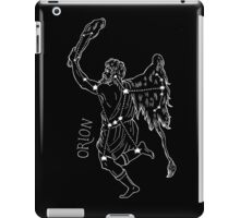 Orion Constellation Print iPad Case/Skin