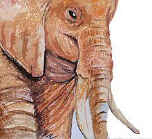 elephant by Izzy83