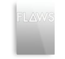 Bastille - Flaws #2 Metal Print