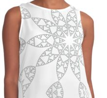 Purity - Silver Star Contrast Tank