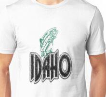 FISH IDAHO VINTAGE LOGO Unisex T-Shirt