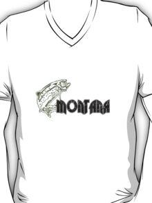 FISH MONTANA VINTAGE LOGO T-Shirt