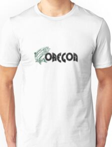 FISH OREGON VINTAGE LOGO Unisex T-Shirt