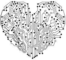 Circuit Hearth Photographic Print