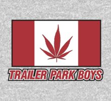 Canajuana Flag - Trailer Park Boys by trailerparktees