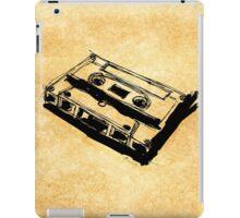 Retro Cassette Tape iPad Case/Skin