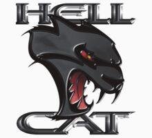 Hellcat Head - Granite One Piece - Long Sleeve