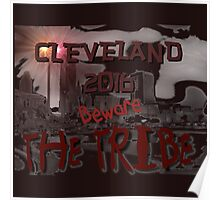 Beware The Tribe Poster