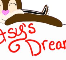 Betsy's Dreams Sticker