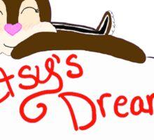 Betsy's Dreams Sticker
