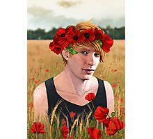 -Poppies- Photographic Print