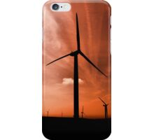 scoutmoor sunset iPhone Case/Skin
