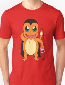 Count Charmander T-Shirt
