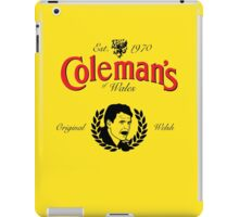 Chris Coleman iPad Case/Skin