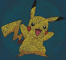 Pika pattern by Arry