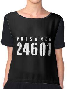 Prisoner 24601 Who Am I  Chiffon Top