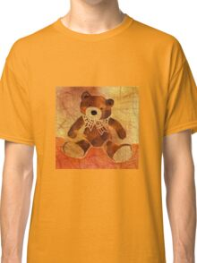 Teddy bear with a bow Classic T-Shirt