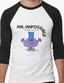 Mr. Impossible Men's Baseball ¾ T-Shirt