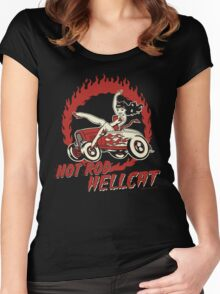 Hot Rod Hellcat Women's Fitted Scoop T-Shirt