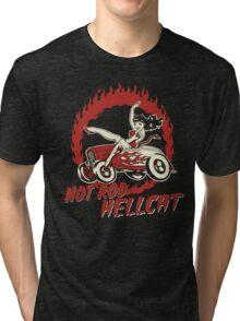 Hot Rod Hellcat Tri-blend T-Shirt