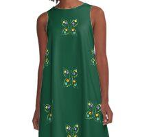 Gypsy butterfly A-Line Dress