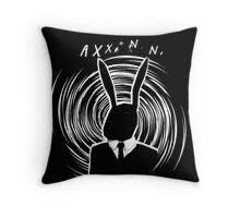 DAVID LYNCH AXxonn Rabbit Inland Empire Throw Pillow