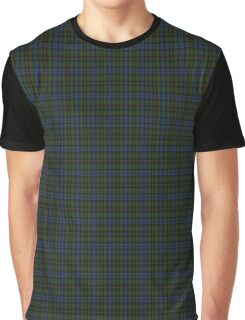 01242 Darkside Daughter Fashion Tartan Graphic T-Shirt