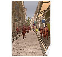 Gibraltar Scene 3 Poster