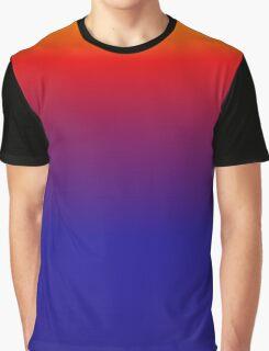 Gradient Colors 3 Graphic T-Shirt
