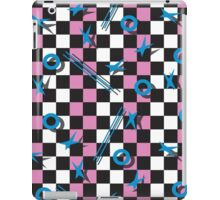 80s Pattern 1 Design (large file) iPad Case/Skin