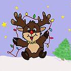 Little Reindeer by FrankieCat