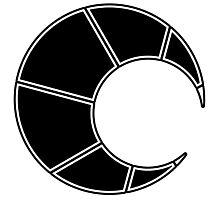 Sinking Wasteland Tarot Logo Photographic Print