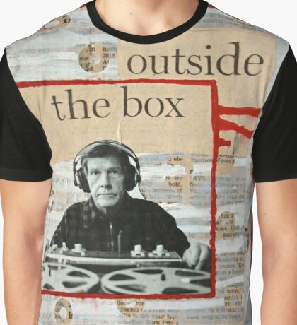 Outside The Box Graphic T-Shirt