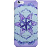 Crown Chakra Mandala iPhone Case/Skin