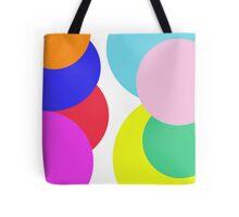 A Little Bubble Colour Tote Bag