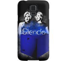 Mulholland Drive // SILENCIO Samsung Galaxy Case/Skin
