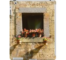 Lets watch the flowers grow  iPad Case/Skin