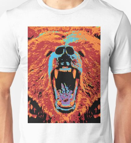Grizzly Pop Unisex T-Shirt
