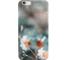 Joyful Friends. Nature in Alien Skin iPhone Case/Skin