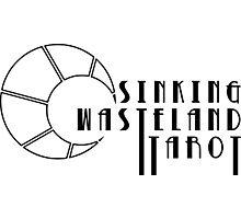 Sinking Wasteland Tarot Photographic Print