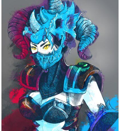 Dragon Slayer Vayne Sticker