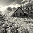 The Last Turf Church of Hof. by Svetlana Sewell