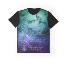 D SYMBOLS Graphic T-Shirt