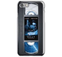 Heat vhs iphone-case iPhone Case/Skin