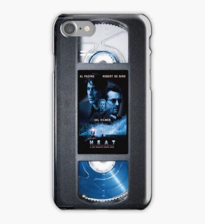 Heat vhs iphone-case iPhone Case/Skin