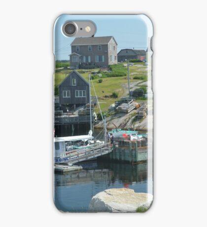 Peggy's Cove again iPhone Case/Skin